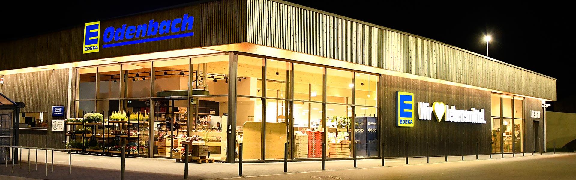 Supermarkt EDEKA Odenbach in Weyarn