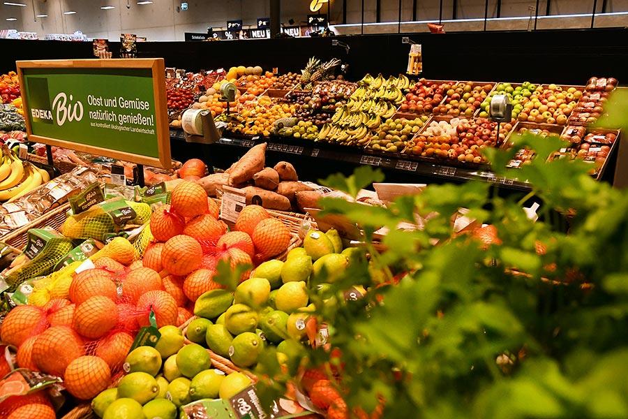 Obst, Früchte und Gemüse bei EDEKA in Weyarn